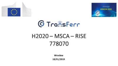 TransFerr project