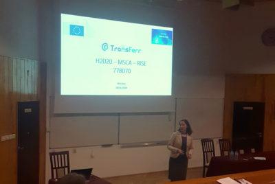 TransFerr project - Anna Łukowiak