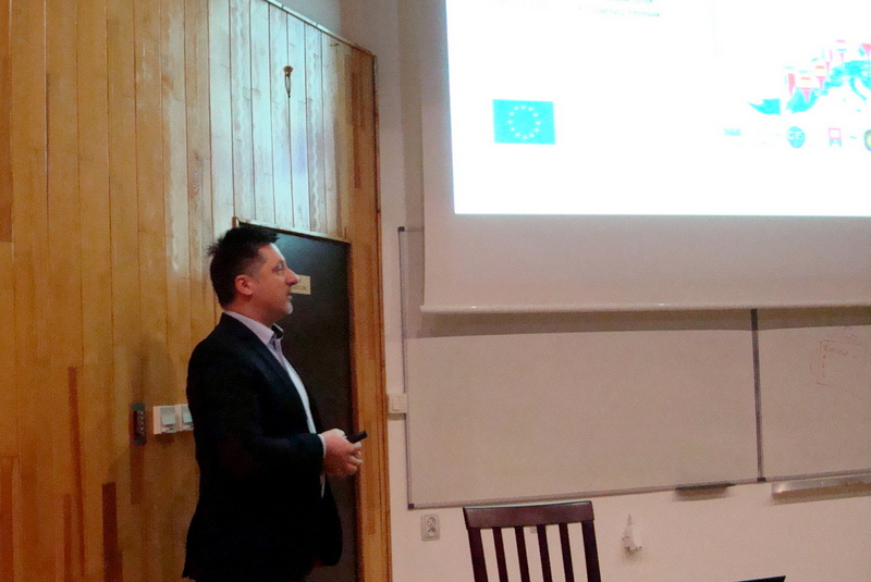 NanoTBTech project - Artur Bednarkiewicz